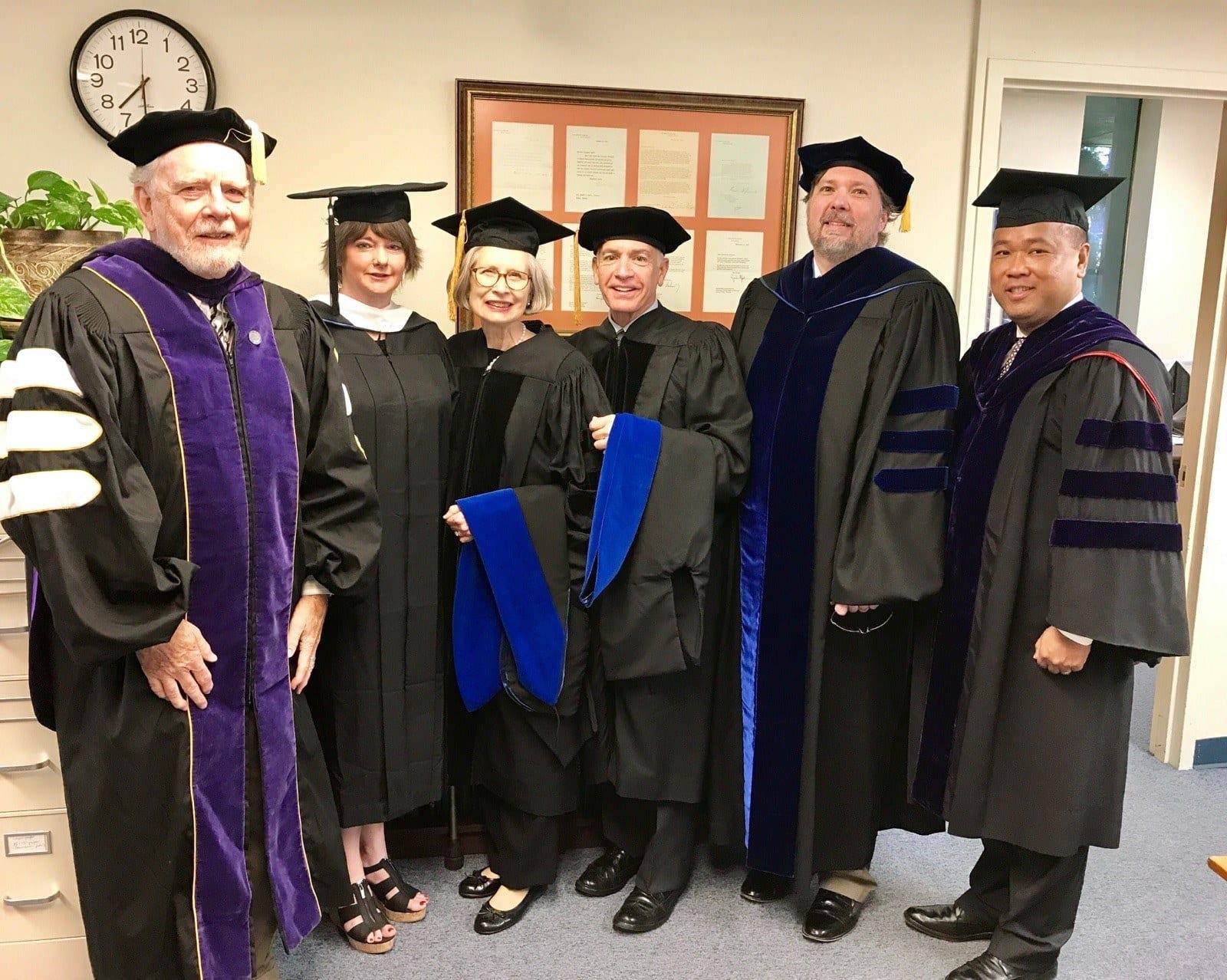 Judicial Studies Graduates
