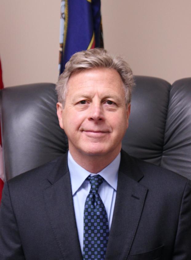 Photo of Hon. John C. Judge